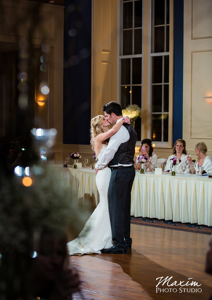 The Grand Covington KY Wedding First Dance
