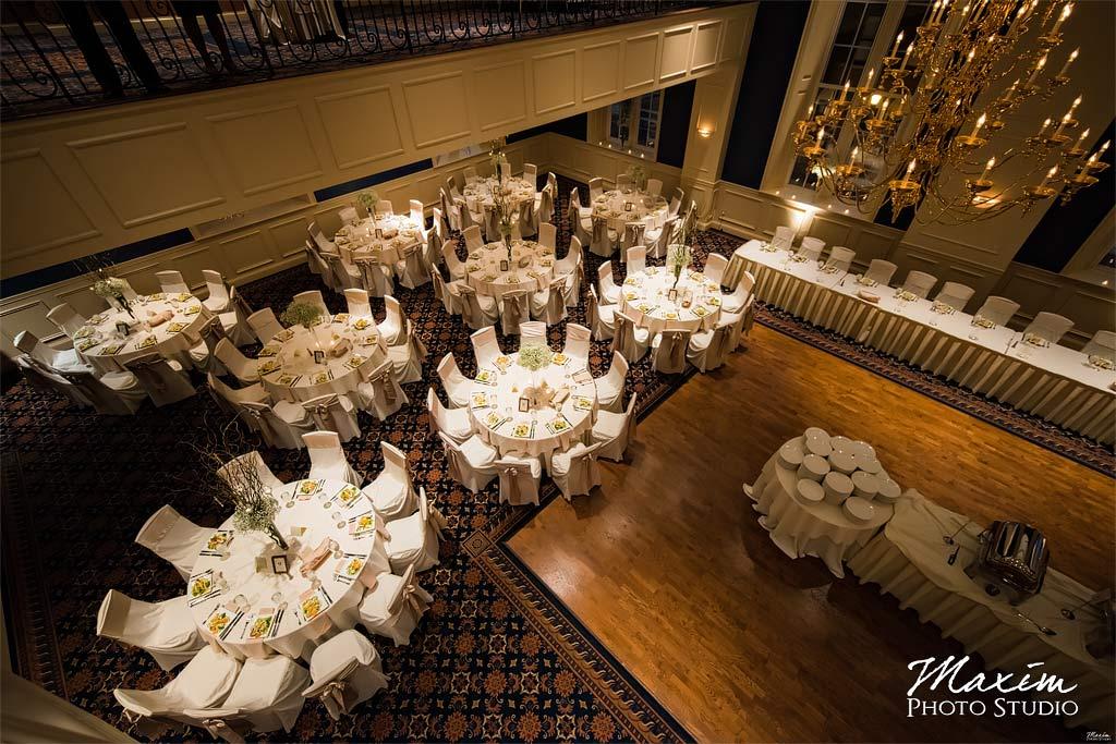 The Grand Covington KY Wedding Reception