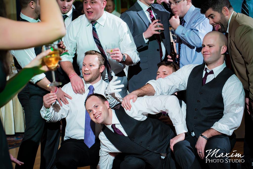 The Grand Covington KY Wedding Reception photo