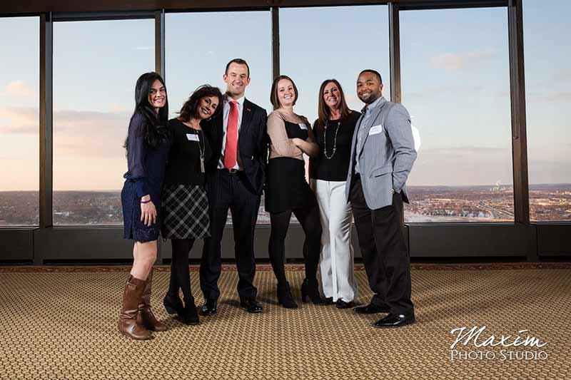 2015 LLS Dayton Man Woman of year