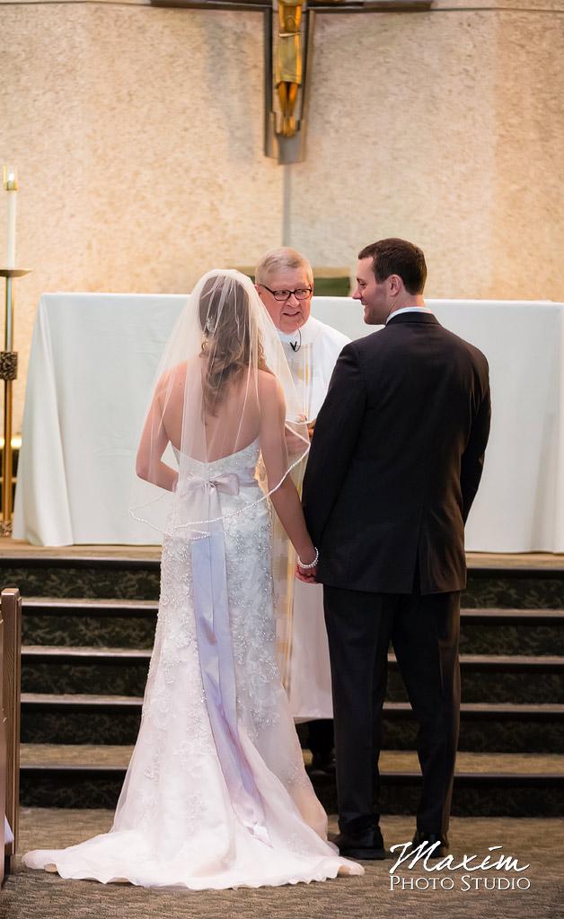 Incarnation Parish Dayton Ohio ceremony