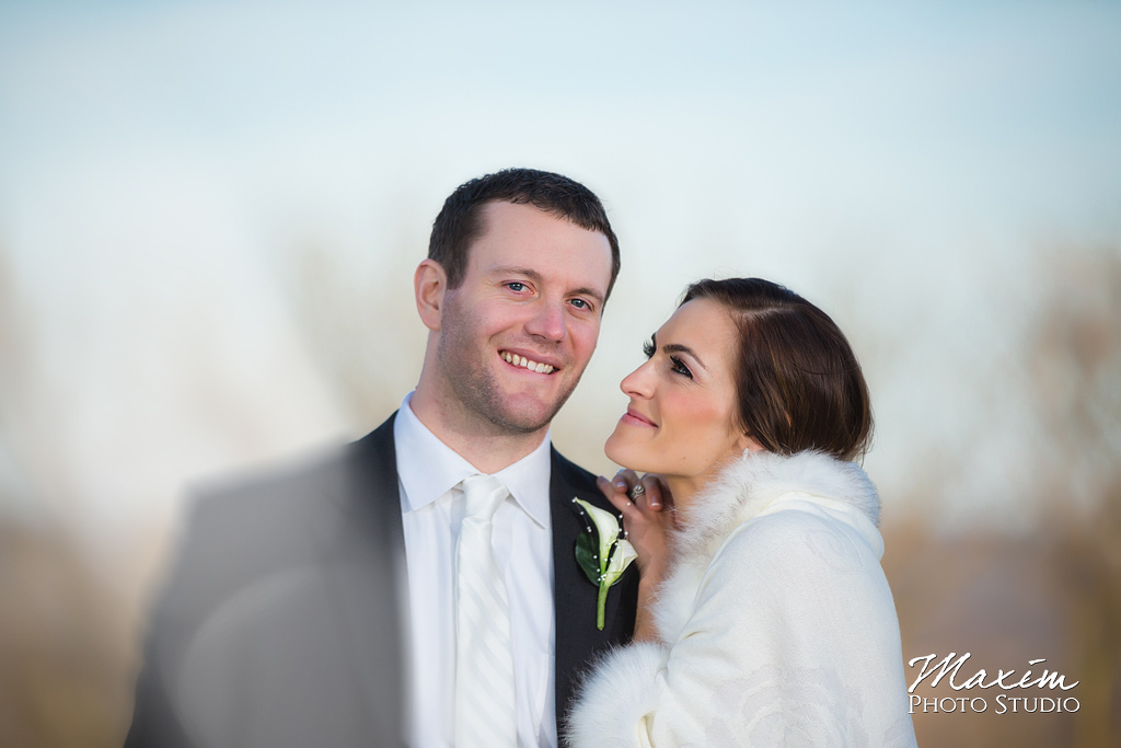 Ault Park Cincinnati Bride Groom