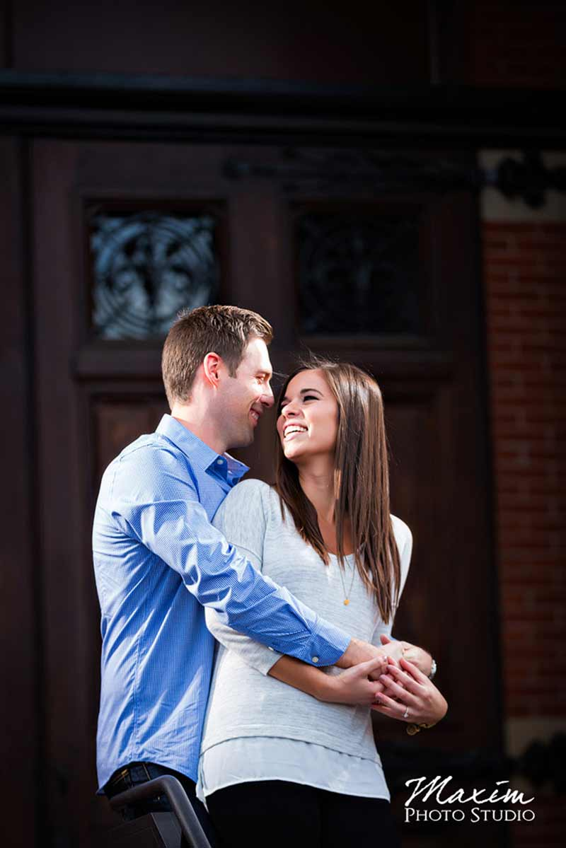 Downtown Cincinnati Music Hall Engagement