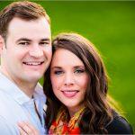 Cincinnati Wedding Photographers Eden Park Spring Engagement Bride Groom