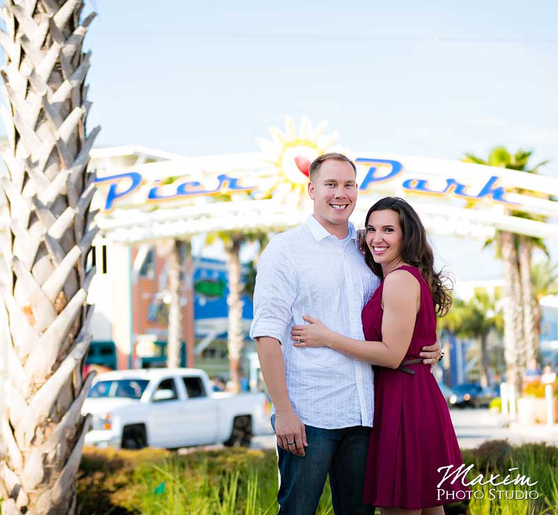 Panama City Beach Florida Engagement AJ 01