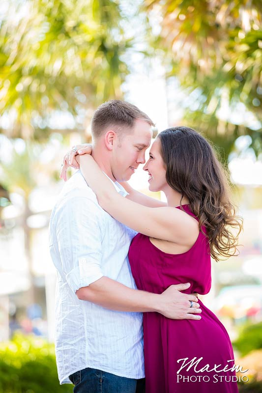 Panama City Beach Engagement couple