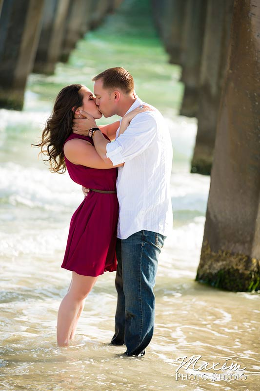 Panama City Beach Pier Engagement AJ 03