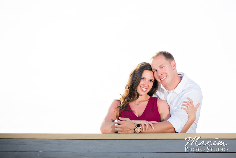 Panama City Beach Pier Engagement