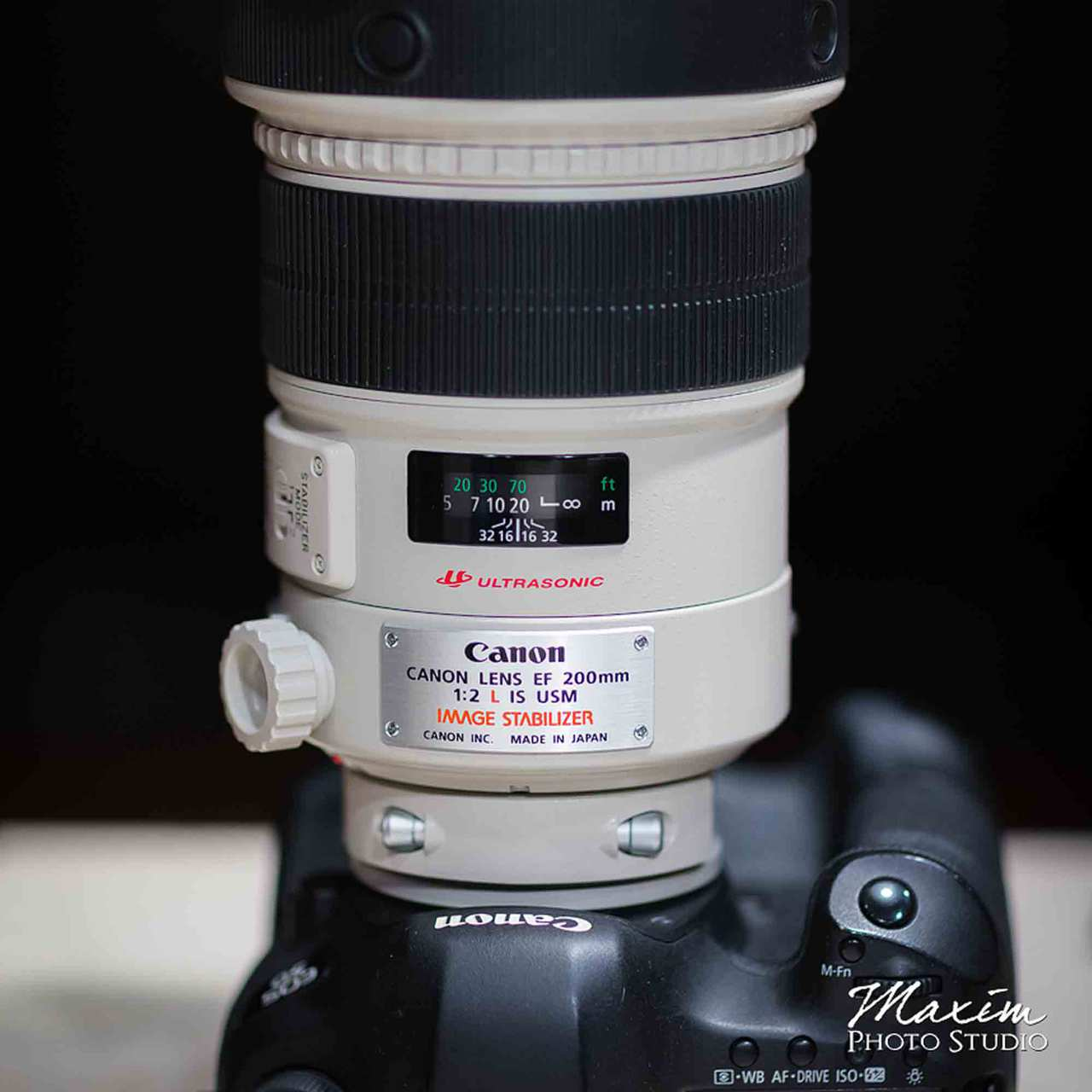 canon 200mm f2 0 review