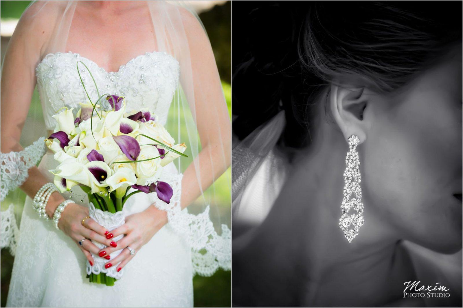 Spring Grove Cemetery, Cincinnati Wedding, bride