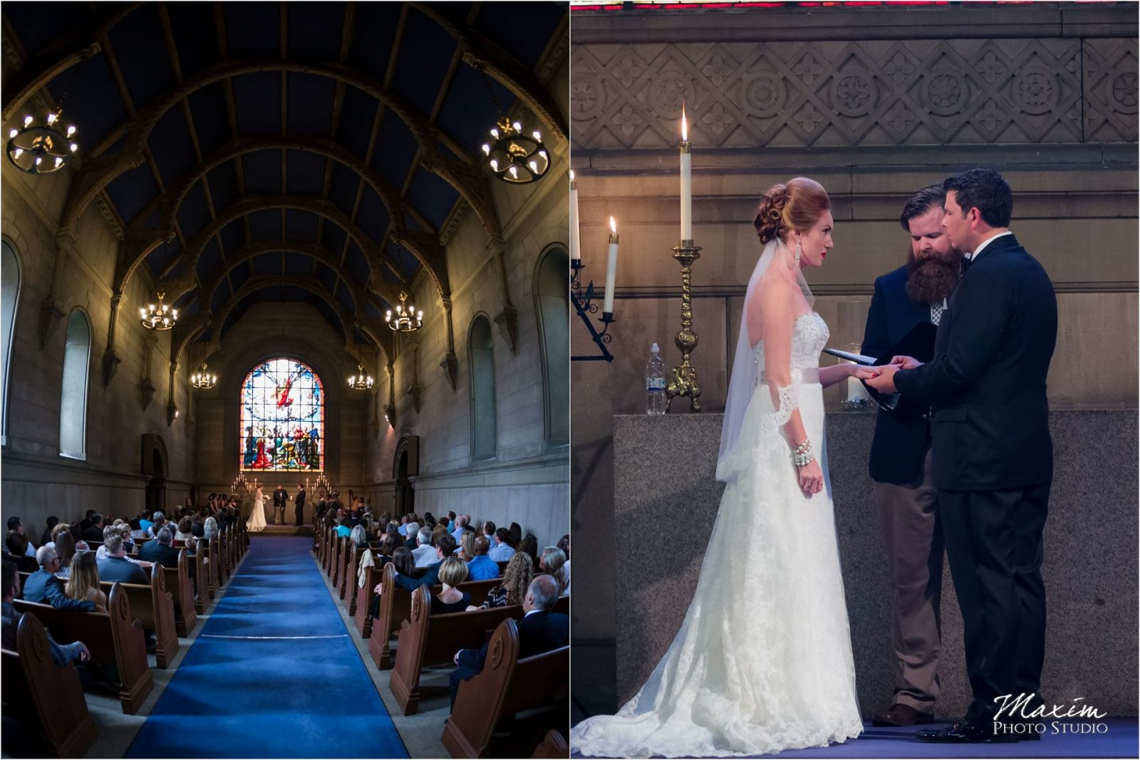 Norman Chapel, Cincinnati Best Wedding Photographer