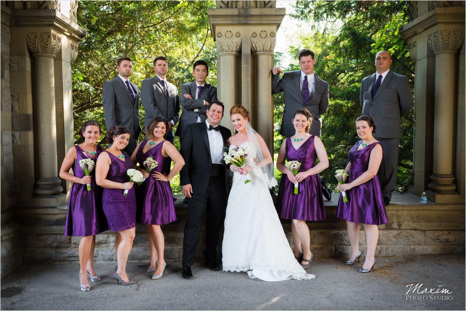 Norman Chapel, Cincinnati Wedding pictures