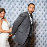 Cincinnati Music Hall Wedding Unboxed Photo Booth