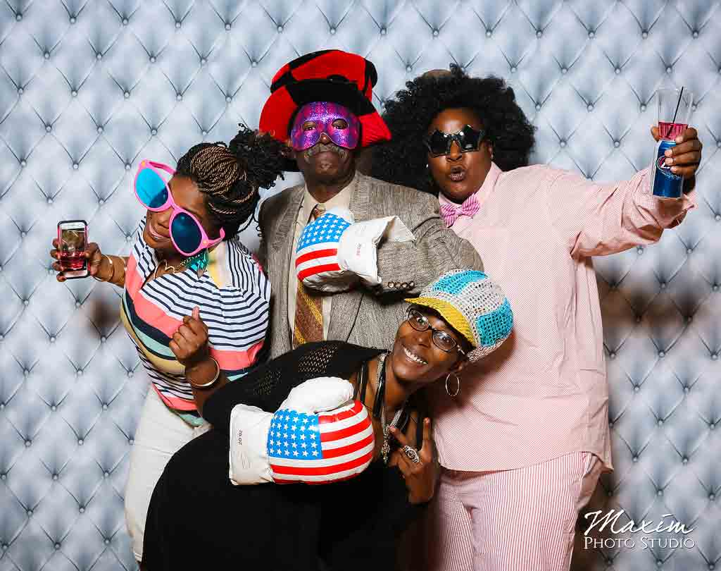 Cincinnati music hall wedding photo booth aj 01