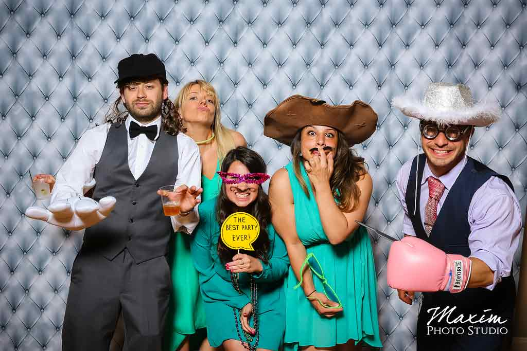 Cincinnati music hall Ohio wedding photo booth aj 08