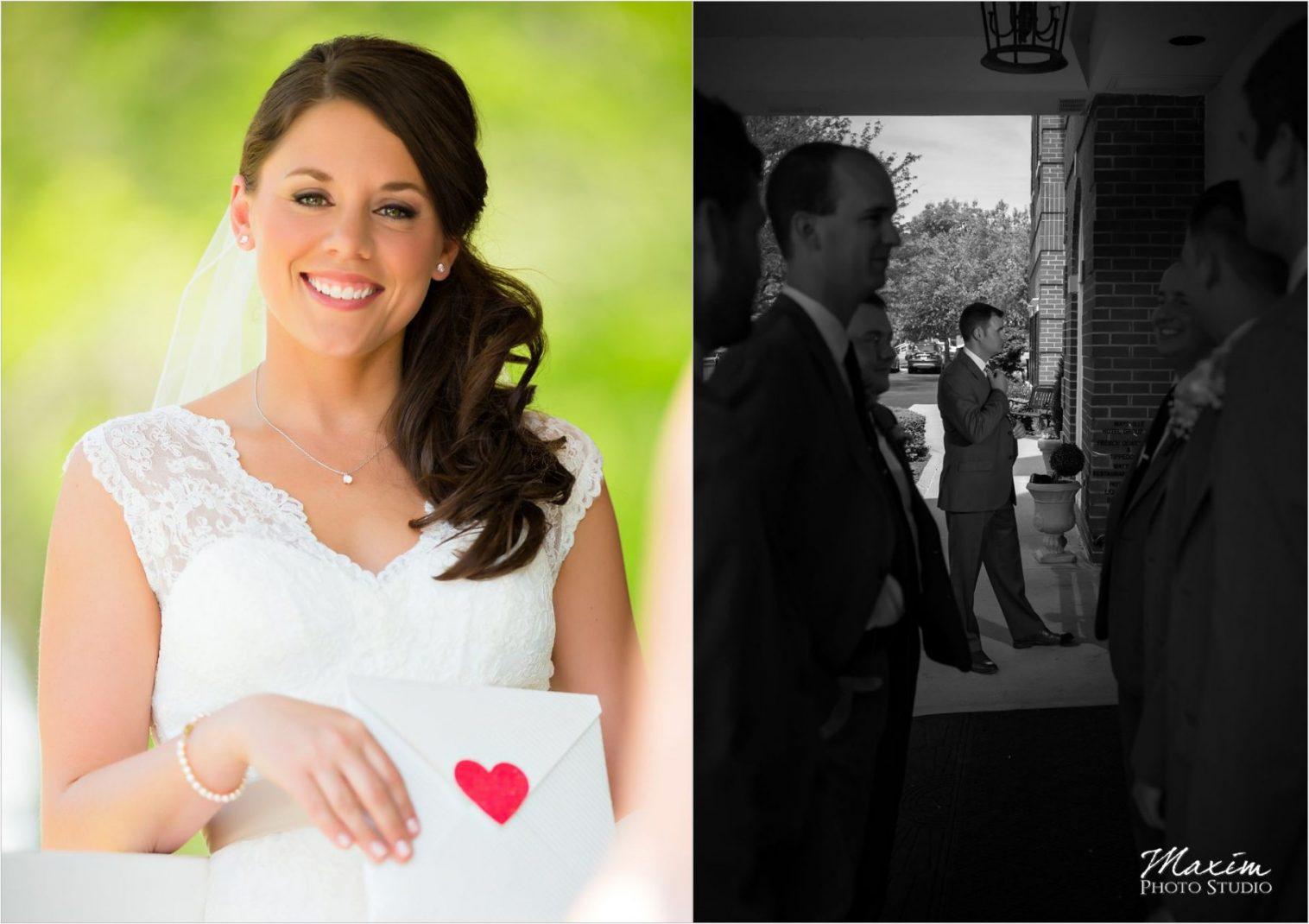 Kentucky Wedding Photographers Potato Hill Farm Wedding bride groom preparations