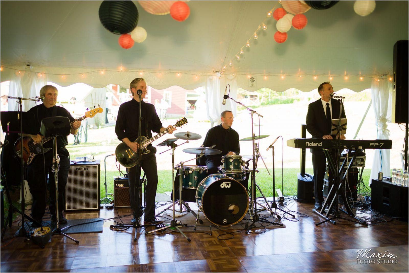 The Chuck Taylors Potato Hill Farm Wedding