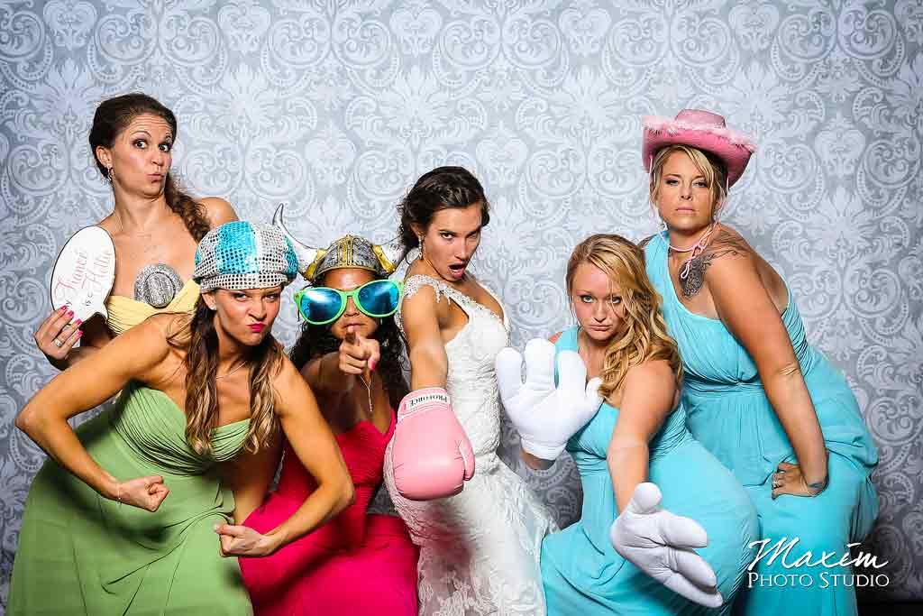 Best Dayton Wedding Photo Booth