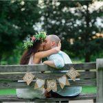 Cincinnati Wedding Photographers Glenwood Gardens Engagement