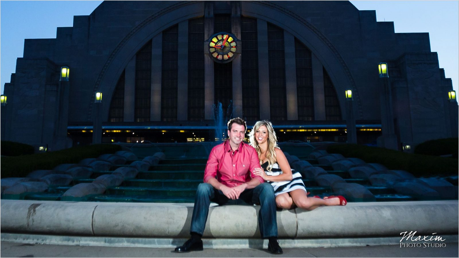 Cincinnati Union Terminal Museum Center Engagement