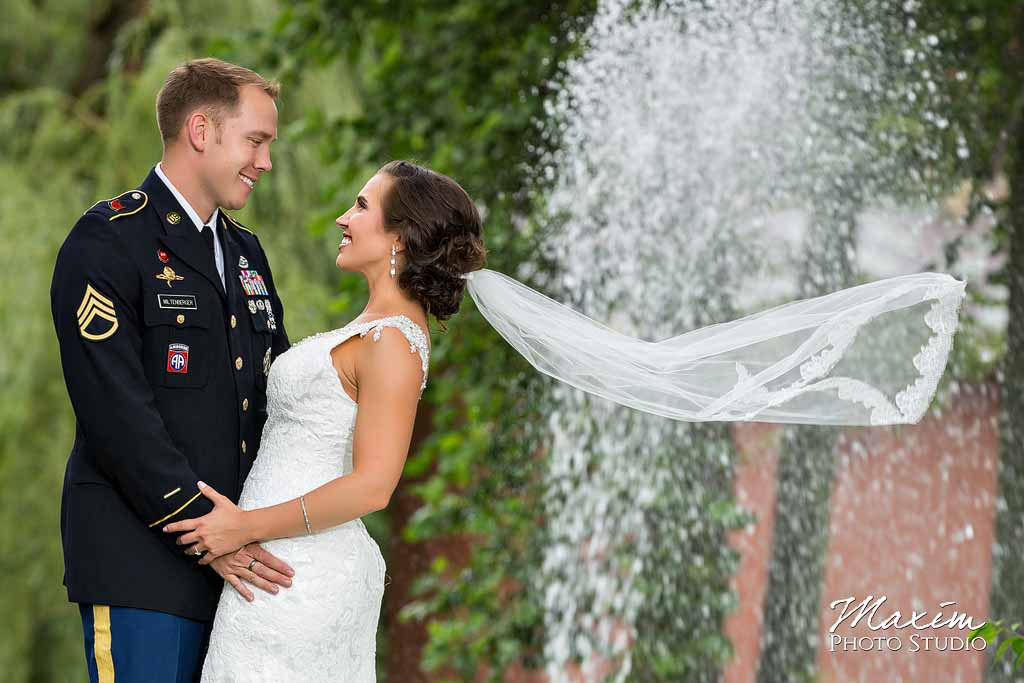 Dayton Wedding Photographer Portraits