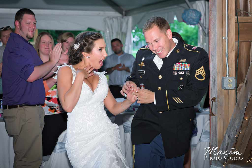 Wiley-Miltenberger Wedding @ 2015 Maxim Photo Studio