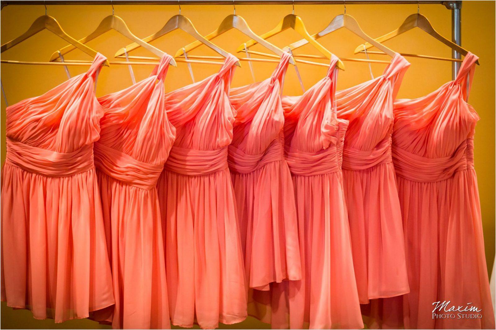 Schuster Center Dayton Ohio Wedding Bridesmaid Dresses