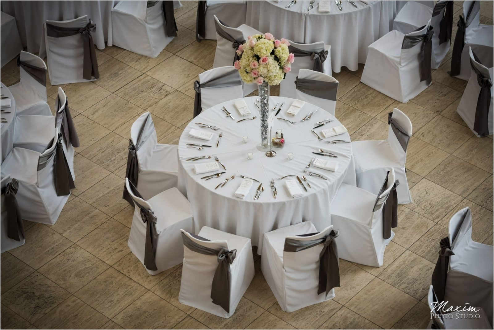 Schuster Center Wedding Reception