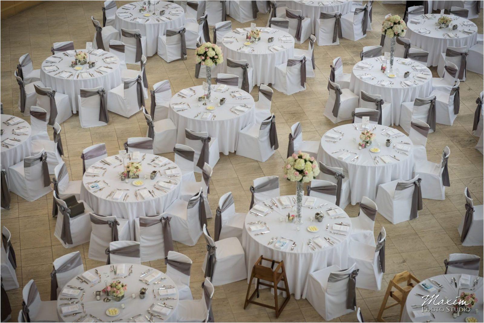 Schuster Center Wedding Reception