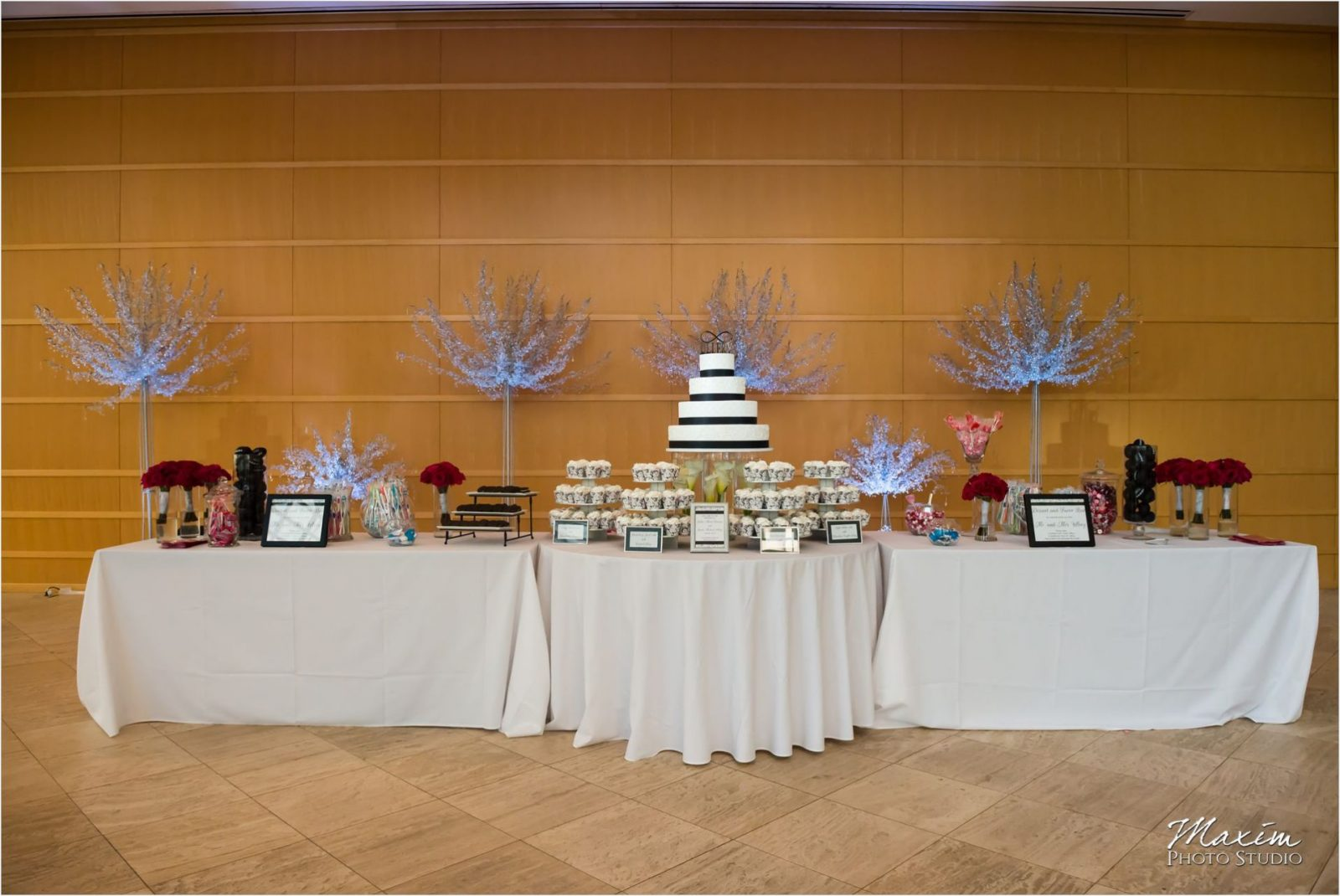 Schuster Center Dayton Ohio Wedding Reception