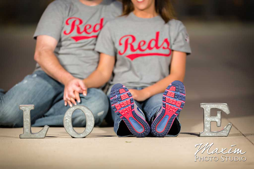 Sports cincinnati reds after dark engagement