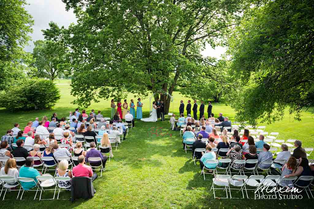 Willow Tree Dayton Ohio Wedding