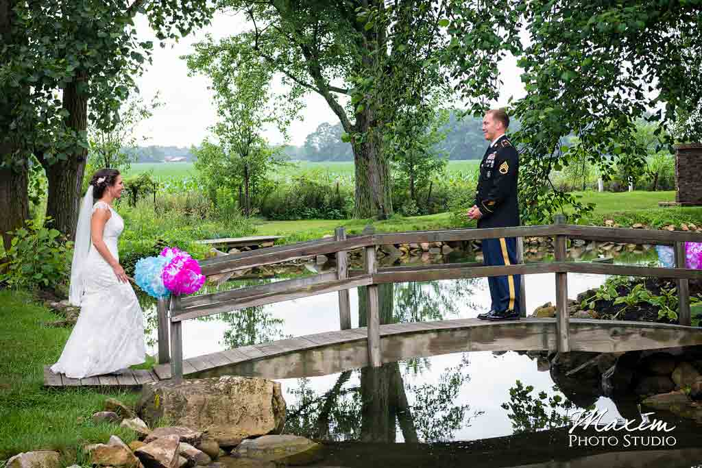Willow tree dayton wedding photography