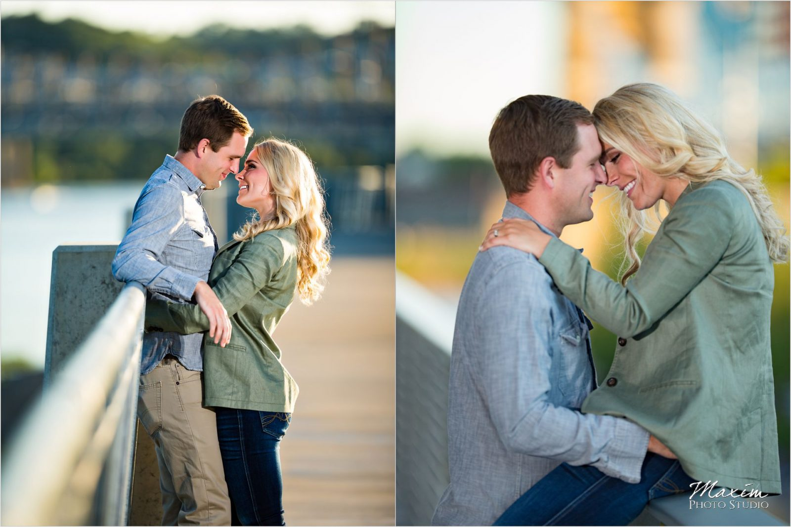 Smale Riverfront Park Ohio River Engagement