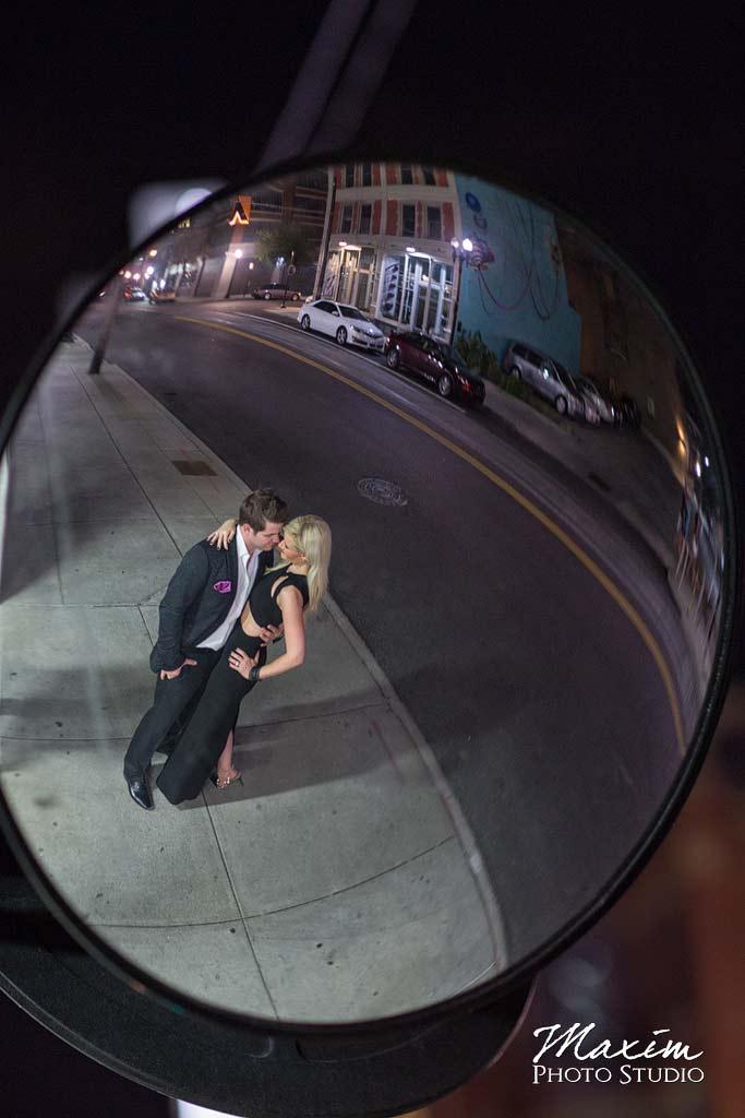 Cincinnati Over The Rhine Wedding Engagement Photographer