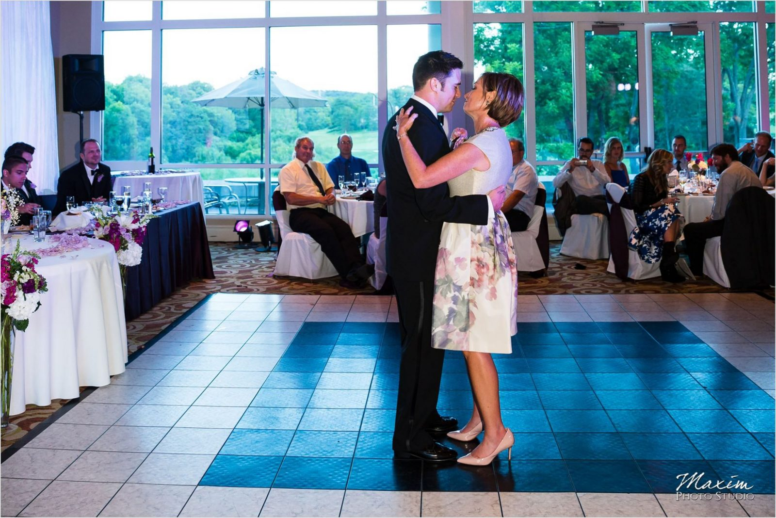 Country Club of the North Wedding Reception Dance