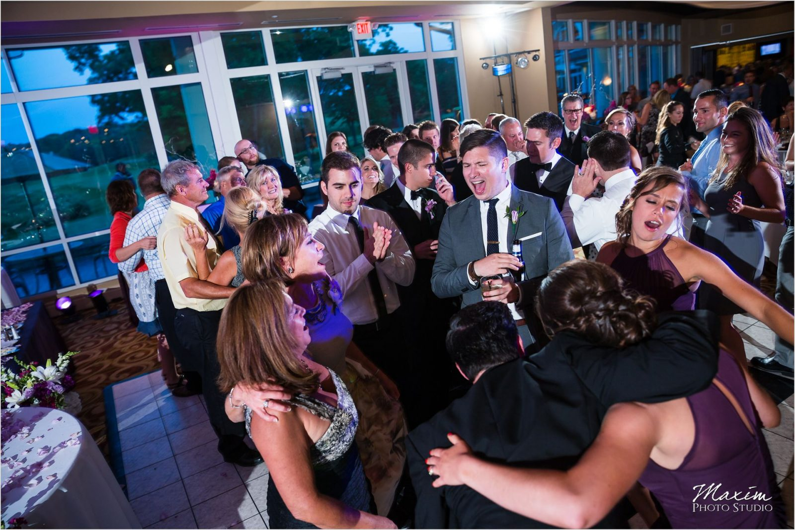 Country Club of the North Wedding Reception