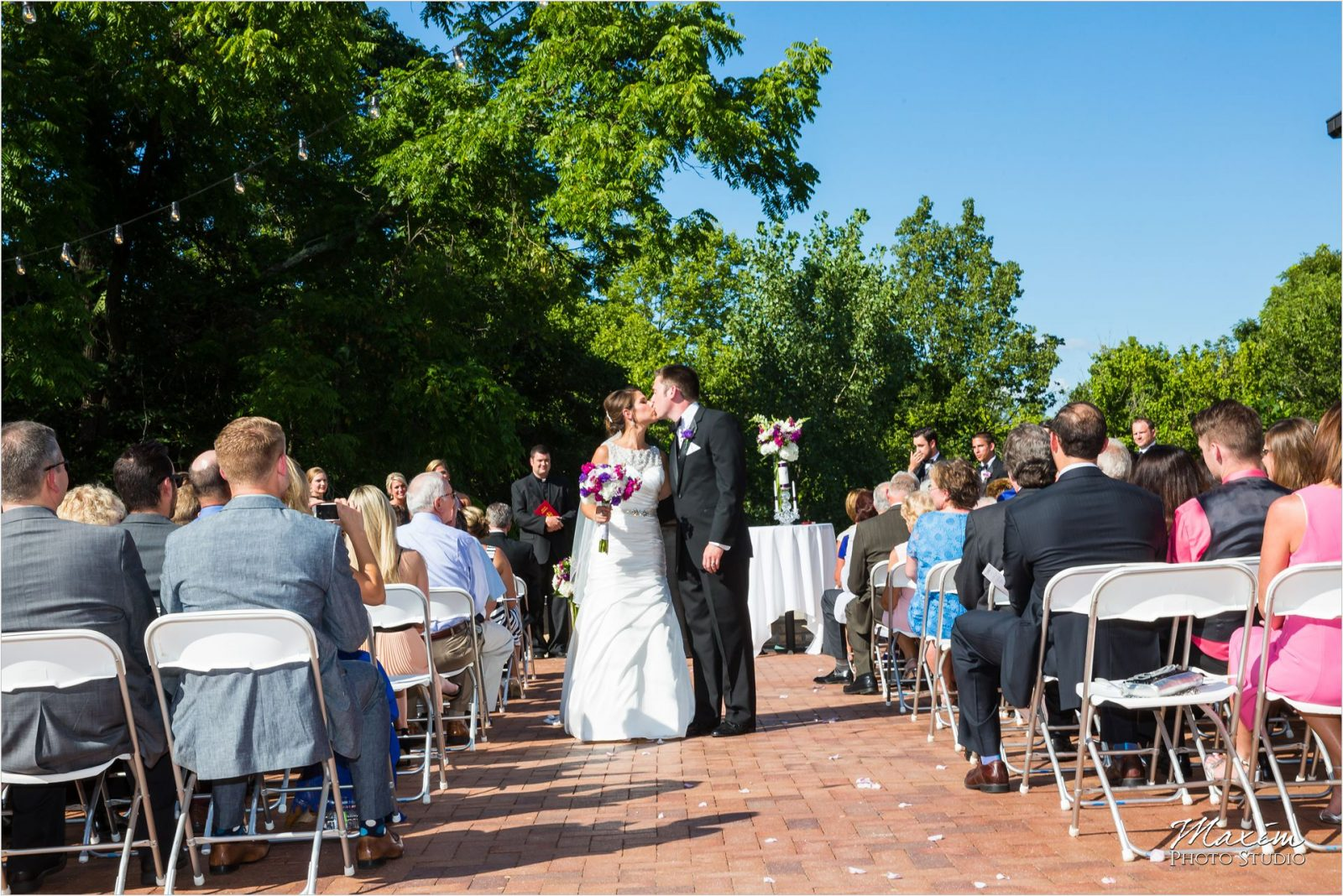 Country Club of the North Wedding Ceremony