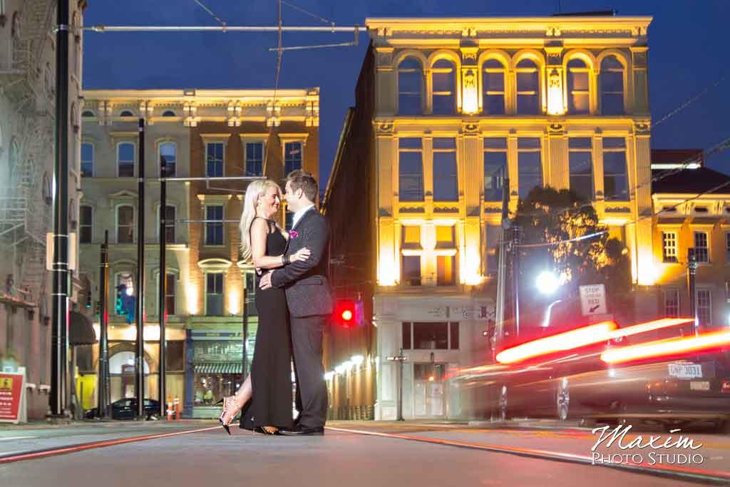 Downtown Cincinnati Wedding Photographer