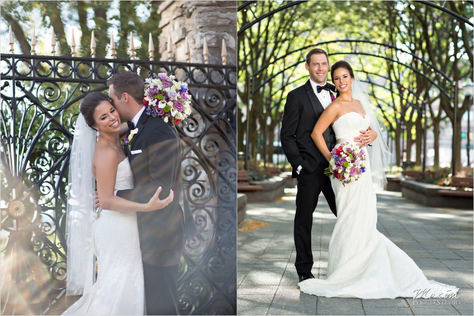 Piatt Park Cincinnati Wedding pictures