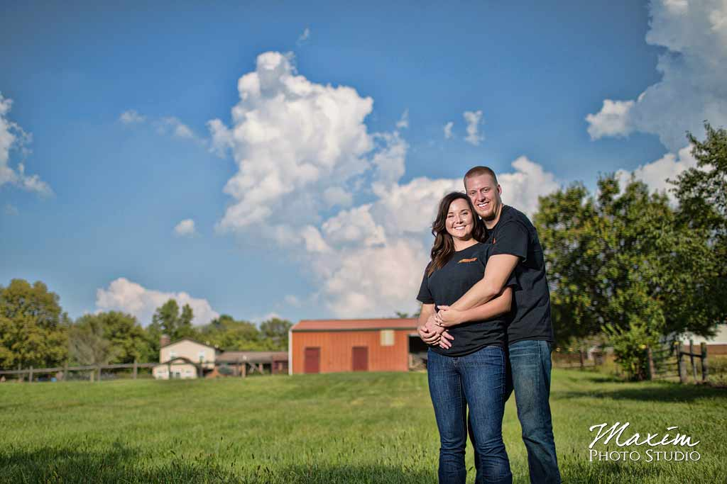 Best Dayton Ohio Wedding Engagement Photographer