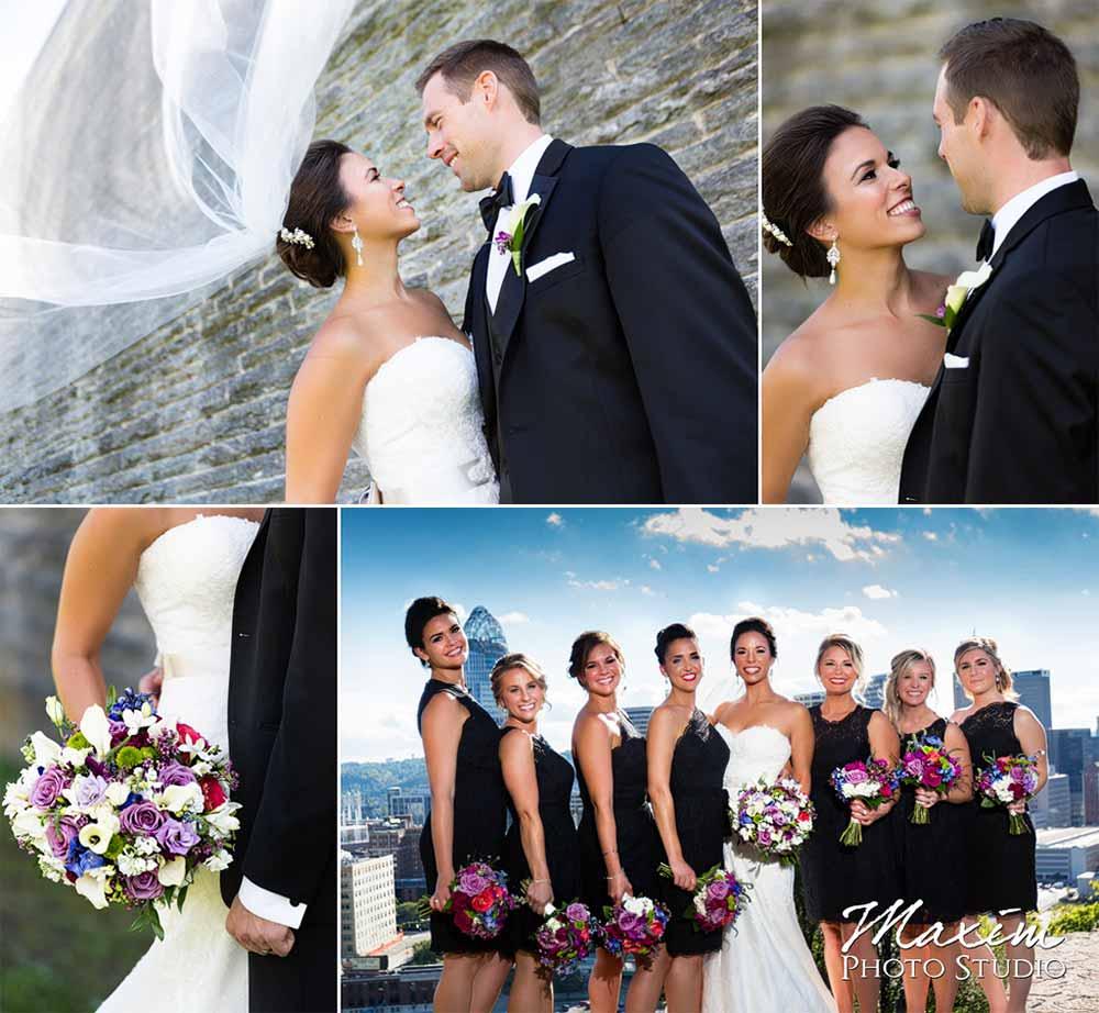 Eden Park Bride Groom Bridal Party