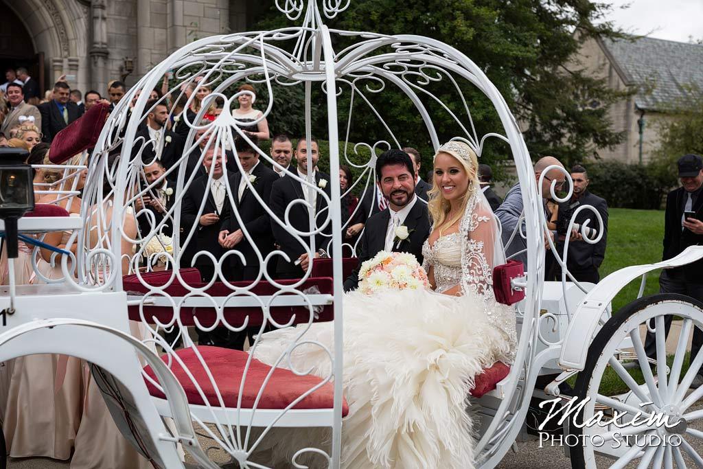 Dayton Wedding Photographer Sharonville Convention Center