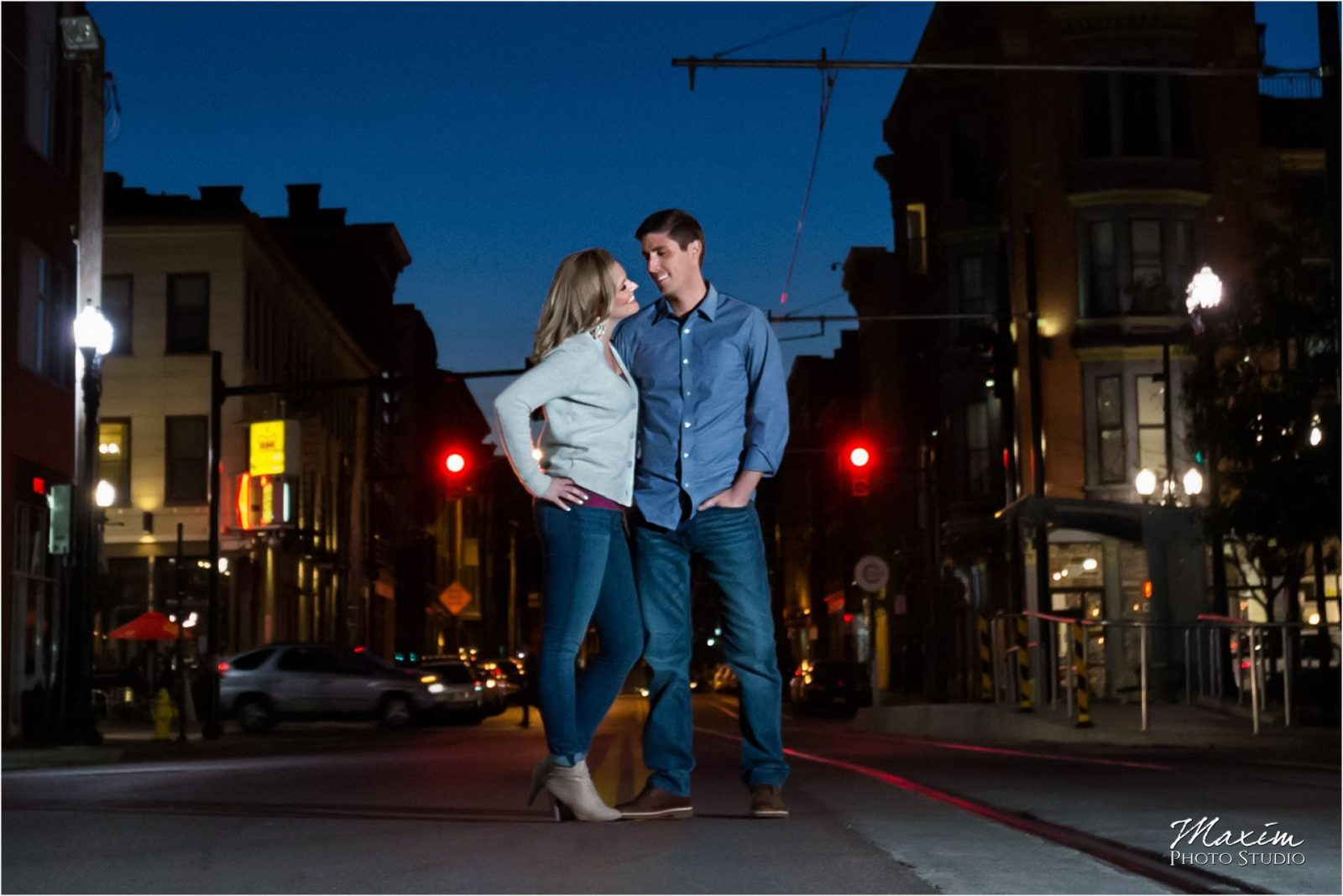 OTR Cincinnati Night Engagement