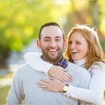 Kentucky Wedding Photography Covington KY fall engagement