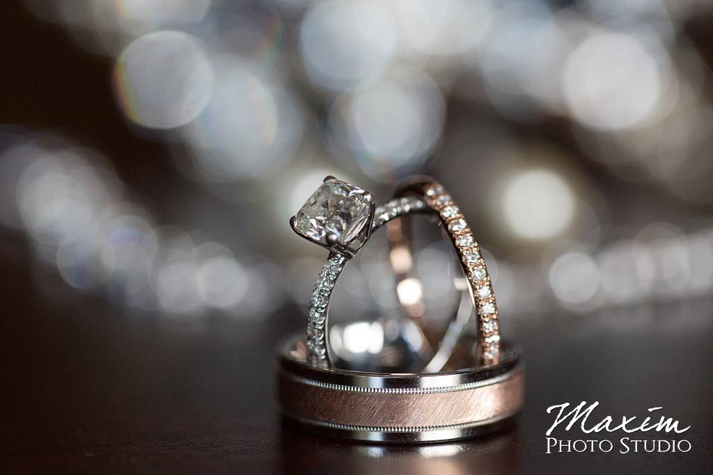 Lake Tahoe Photography wedding ring