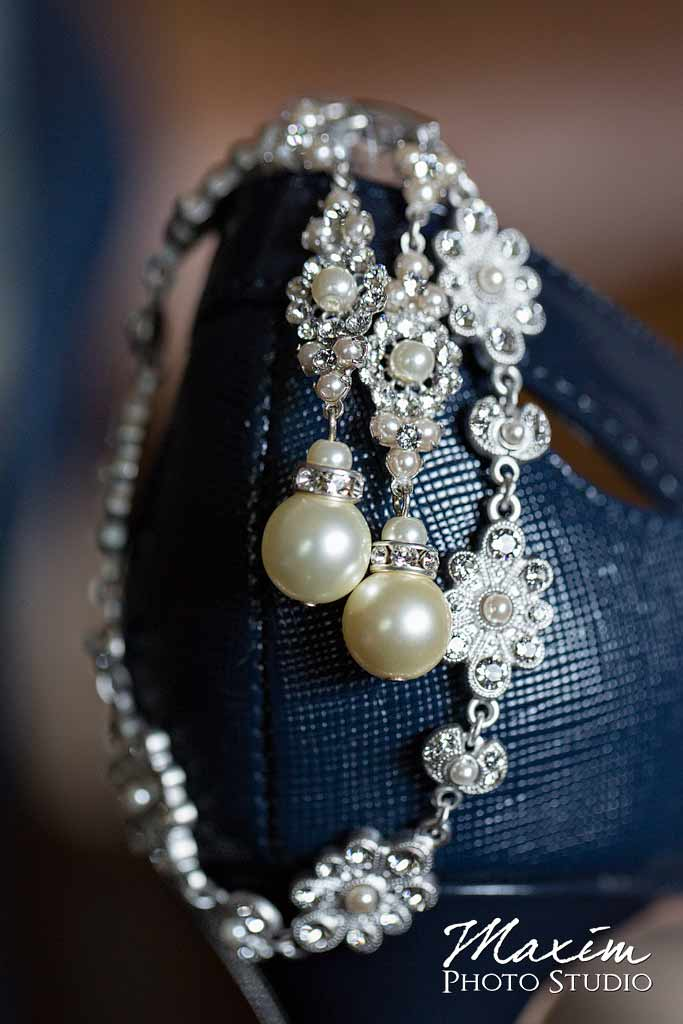 Lake Tahoe Wedding jewelry