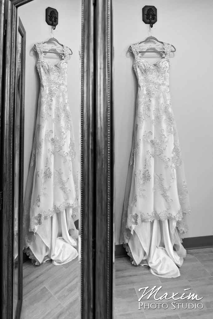 Lake Tahoe Wedding Dress