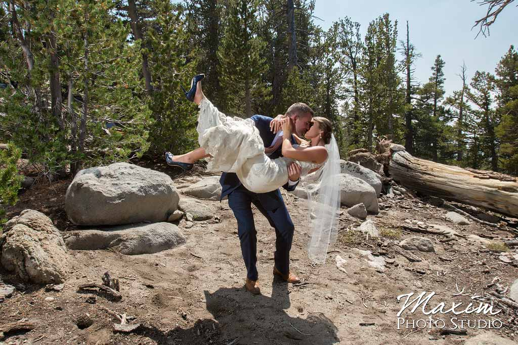 Heavenly Village Lake Tahoe Wedding Photographer