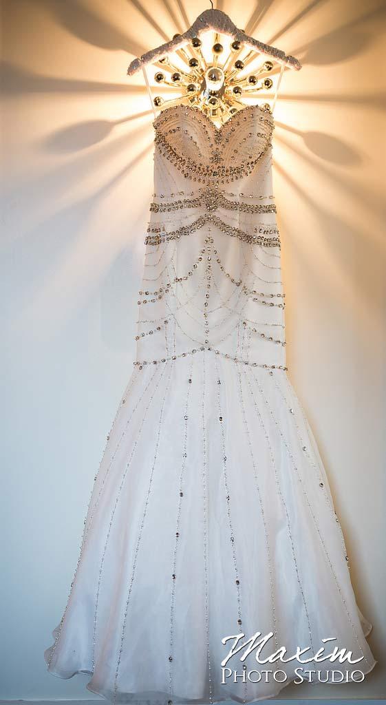 Cincinnati Wedding Dress 21C Museum Hotel